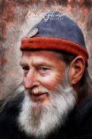 SEA OLD MAN.. by codeartworks