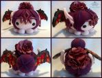 League of Legends Morgana Custom Octo plush by ValkyriaCreations