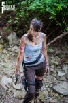 Lost (Lara Croft) by woot859