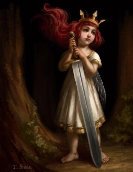 Child of Light by GreyAnnis