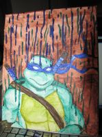 Leonardo-Ninja turtle phase 2 by alekitty86f