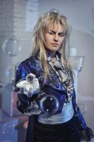 Labyrinth - Jareth, the Goblin King by Faeryx13