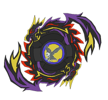 Beyblade: Ouroboros Design Concept by Hughesation
