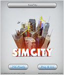 SimCity - Icon by Crussong