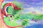 a fairy tale by JohnArmbruster