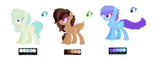 Pegusus Adopts (Open) by Steampunksrock