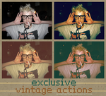action 051 'EXCLUSIVE VINTAGE' by ModernActions