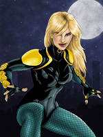 DCnu Black Canary by JGiampietro