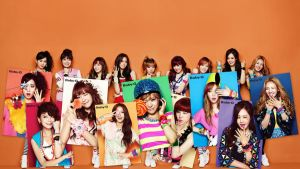 Girl's Generation - CASIO Baby G by Lissette8017