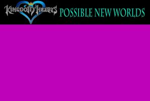 Kingdom Hearts Possible New Worlds Blank by TandP