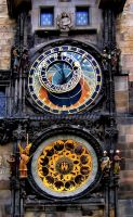 Astronomical Clock by ThoughtMemory