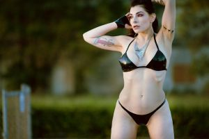 Latex Bikini 7 by Anyssa
