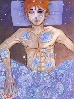 Yahiko.Queerness of night. by Kihiart