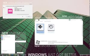 PURE Windows concept by S-u-P-R-e-M-e