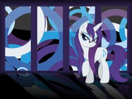 Rarity Pannels Wallpaper Small by Glitcher007