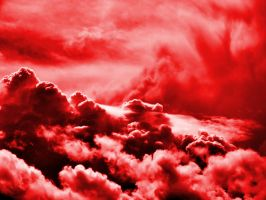 bloody clouds by Lemures87