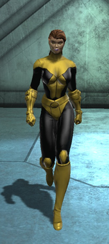 Kitty Pryde (DC Universe Online) by Macgyver75