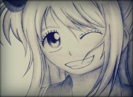 FT: Lucy Heartfilia~ by Noctyk