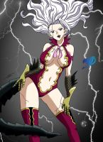 Fairy Tail - Mirajane Take Over Satan Soul by Namuzza94
