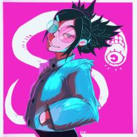 Noodle by DarkHatDesign