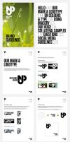 Nick James Design Brand Guidelines Part I by tmgtheperson