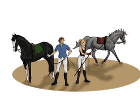 DBV Conformation - Lunging Collab by Darya87