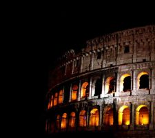 Rome Colosseo by wisesam