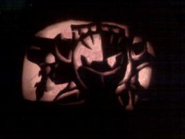The best pumpkin ever... by dragon2000200