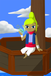 Captain Tetra by Icy-Snowflakes
