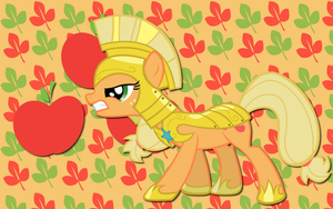 Guard Apple Jack WP by AliceHumanSacrifice0