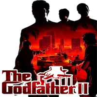 The Godfather II Game Icon by Rich246
