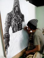 work in progges assassins creed by pitohdark