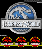 Jhorassic World by Dragonith