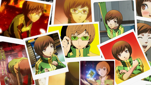 Chie by AuraIan