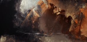 Cave Exploration by rohtie