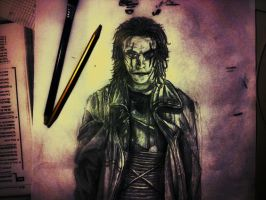 The Crow by ParyKon
