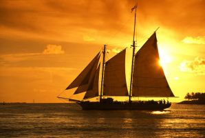 Key West Clipper by hdcowboy