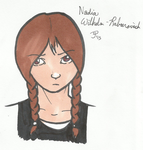 Nadia Wilhelm-Rabrenovich by OCT-Willpower