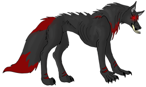 Hellhound by lover-of-the-Drow