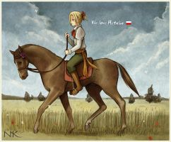 We love Hetalia PL by Radittz