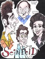 Seinfeld by PACoonce
