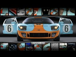 Ford GT Press Wallpaper 2 by FordGT
