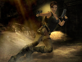Lara Croft 25 by legendg85