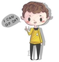 RQ: Chekov by FrostedTea