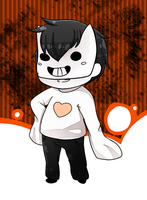 Zacharie by ccybberr