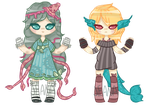 New Base - Ocean Adopts [CLOSED] by JeanaWei