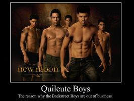 Quileute Boys by VBlade