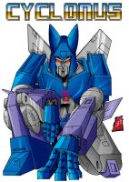 Cyclonus by channandeller