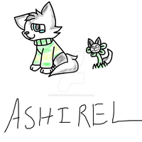 Ashirel by thisisspartacat1230