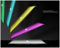 MacBook Rotation by Fr1ction